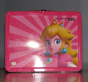 Princess Peach DS Lunch Box