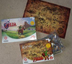 Zelda Jigsaw Puzzles