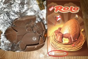 Rolo Easter Egg