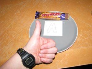 Winning Crunchie